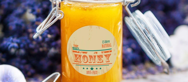 Online printing honey