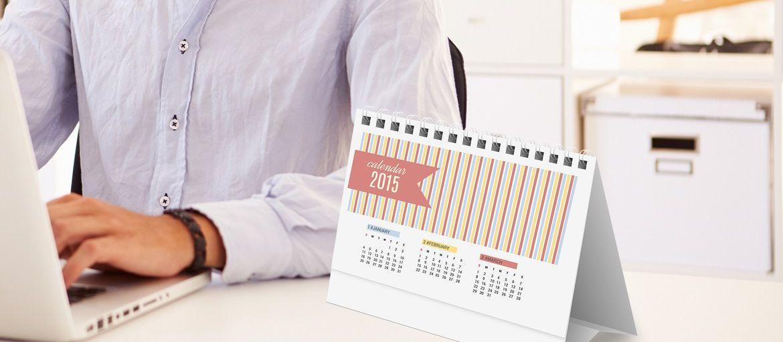 Calendrier de table : savoir comment le faire en ligne: Calendrier de table : découvrez comment réaliser un calendrier de table de qualité sur Sprint24. Découvrez tous les avantages de l'impression en ligne : lisez cet article pour en savoir plus sur impression haute qualité.