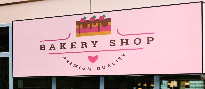 insegna bakery
