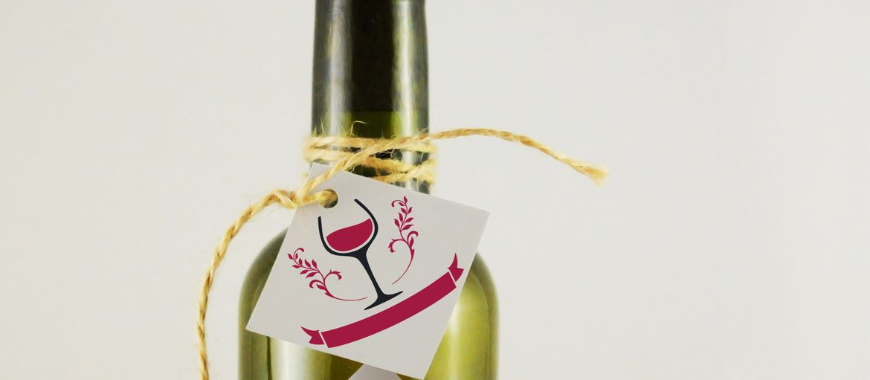 cartellino vino