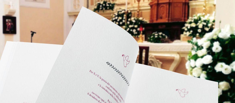 Come stampare un libretto messa online: Come stampare un libretto messa online. Scopri come stampare un libretto messa per il tuo matrimonio con una grafica personalizzata su Sprint24.