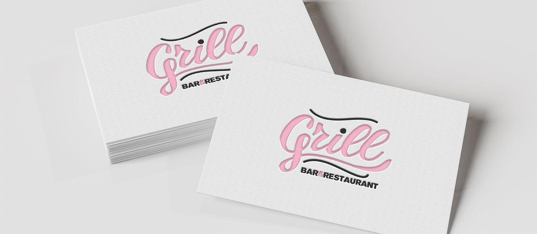 grill letterpress