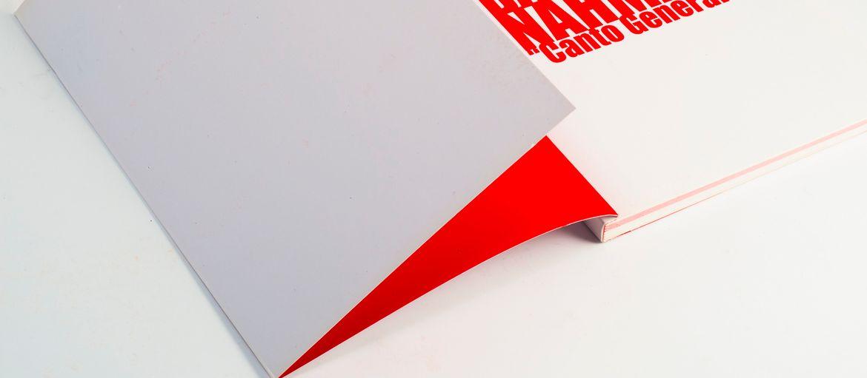 Imprimer en ligne Catalogue exposition Barbara Nahmad: Impression : 4 couleurs Papier interne: couché mat de 170 g Papier couverture : couché mat de 350 g Façonnage : vernissage offset; pelliculage brillante; brochage cousu; rabat (détail rabat)