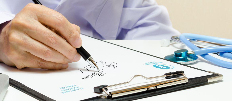 Online printing Letterhead paper doctor