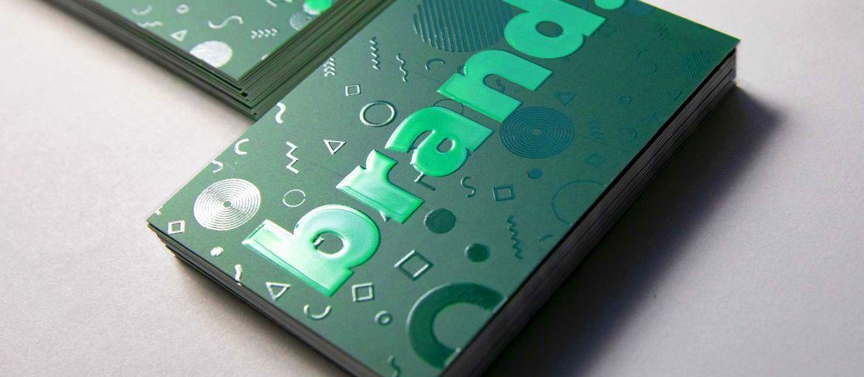 Imprimer en ligne Cartes plastifiées avec vernis UV