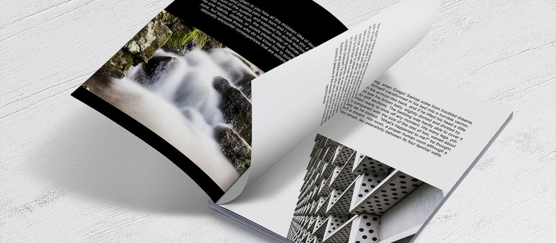Imprimer en ligne Livres avec brochage ou avec brochage cousu