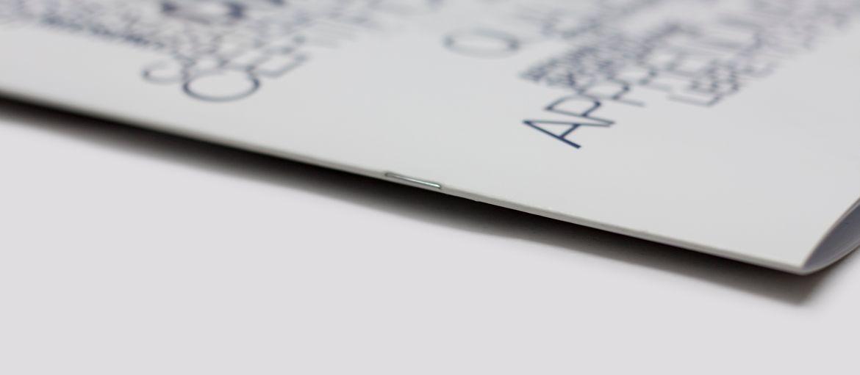 Stampa online Quaderno Punto Metallico