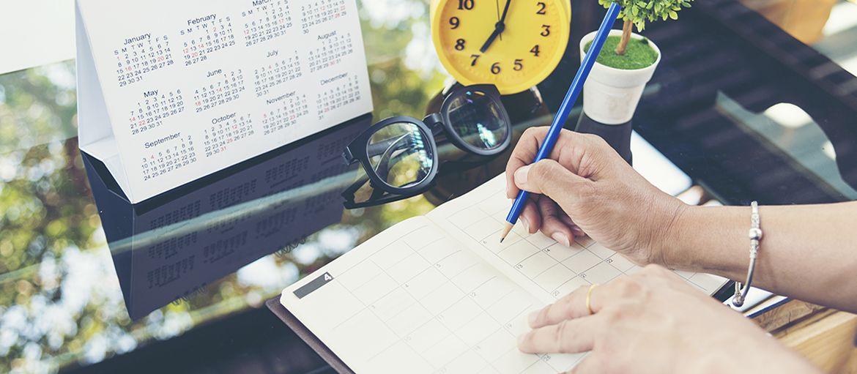 Agenda de poche personnalisé pour vos rendez-vous: Partagez-vous votre temps entre le bureau et les voyages? Réaliser vos agenda de poche personnalisé n'a jamais été plus simple grâce à Sprint24.