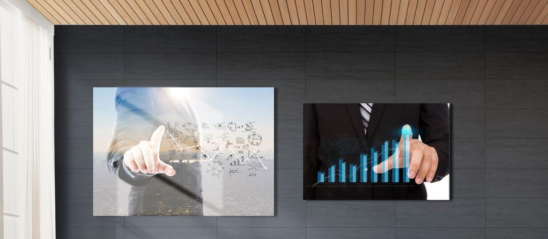 plexiglas studio