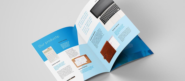 Online printing magazine