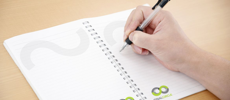 Stampa online Quaderno Finalcircle