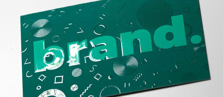 Stampa online Stampa Online Biglietti Plastificati con Dettagli Lucidi UV