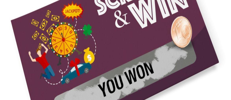 Carte à gratter personnalisée: Carte à gratter personnalisée: voici comment imprimer Carte à gratter personnalisée à gagner pour vos paris. En savoir plus sur Sprint24.
