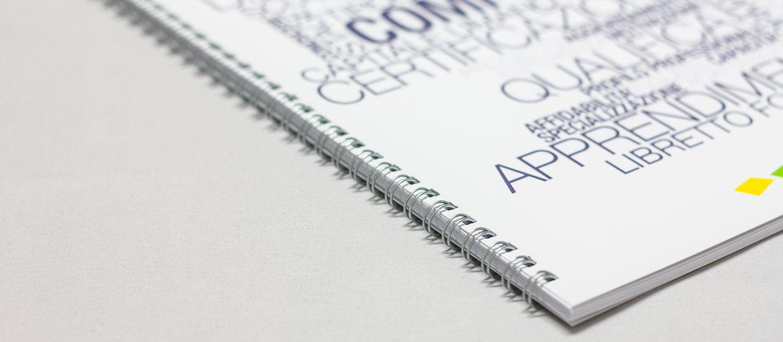 Imprimer en ligne Cahier avec spirale